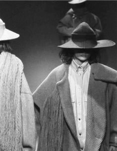 Yohji Yamamoto 1982