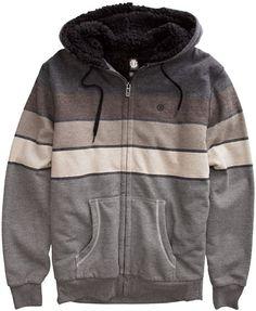 ELEMENT LANDON ZIP FLEECE > Mens > Clothing > Sweatshirts & Fleece | Swell.com