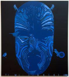 Te Waiwhariki by Shane Cotton