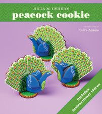 """Read """"Peacock Cookie"""" by Julia M. Usher available from Rakuten Kobo. From Julia M. Usher's Ultimate Cookies comes the beautiful Peacock cookie with a turkey variation. James Beard Foundation, Project Steps, Easy Sugar Cookies, Party Desserts, Creative Gifts, Bon Appetit, Cookie Decorating, Peacock"""