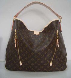 WANT. Louis Vuitton Delightful GM purse