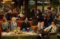 Porque a série friends marcou tanto. Sobre amizades...