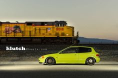 #honda #civic #eg #hatch #slammed #stance #klutch #republik #wheels