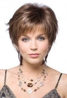 Best hairstyle for short wavy hair trendy short hairstyles,long layers with bangs one side longer than the other haircut,short fringe hairstyles 2016 french braid wet hair. Hair Styles For Women Over 50, Short Hair Cuts For Women, Short Hairstyles For Women, Hairstyles With Bangs, Trendy Hairstyles, Layered Hairstyles, Pictures Of Short Hairstyles, Hairstyle Ideas, Virtual Hairstyles