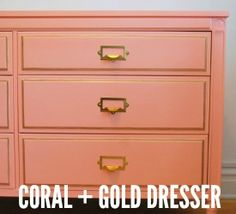 project nursery: the dresser - the sweetest digs #paintingprojects #diyproject