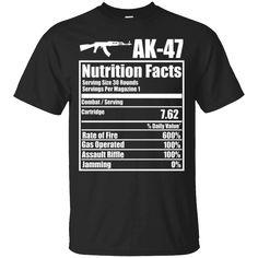 Hi everybody!   AK-47 Nutrition Facts Funny Gun T-Shirt https://lunartee.com/product/ak-47-nutrition-facts-funny-gun-t-shirt/  #AK47NutritionFactsFunnyGunTShirt  #AKFactsFunnyShirt #47 #Nutrition #Facts #FunnyT #Gun #T #Shirt