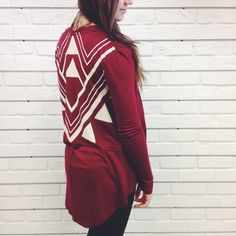 Native Sweater #hunnistyle