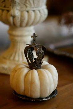 Crowned Pumpkins