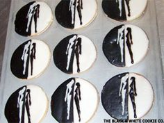After several tries to get The Black & White Cookie Co. rolling in dough, founder Joshua Auerbach is trying a new recipe. Black And White Cookies, Black White, New Recipes, Rolls, Desserts, Black And White, Tailgate Desserts, Deserts, Black N White