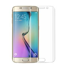 Find More Screen Protectors Information about 10PCS Wholesale TPU Clear Screen Protector For Samsung Galaxy S6 Edge Plus G9280 5.7 Screen Protector Full Cover Protective Film,High Quality protector lg,China protector iphone Suppliers, Cheap protector switch from Geek on Aliexpress.com