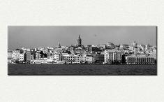 Galata Kulesi, Panoramik bakış Istanbul, Paris Skyline, Travel, Viajes, Destinations, Traveling, Trips