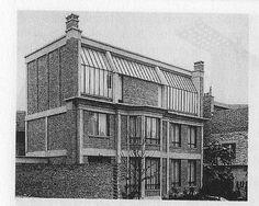 Maison-atelier pour Georges Braque (1927) – 6 rue Georges Braque, Paris XIV