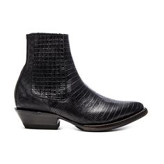 Ash Tijuana Boot Shoes (1,855 CNY) ❤ liked on Polyvore featuring shoes, boots, ankle booties, ankle boots, slip on ankle boots, leather booties, leather ankle booties, leather boots and leather upper boots