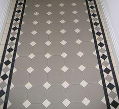 Floor Mats, Tile Floor, Cabin Bathrooms, Porch Flooring, Hallway Designs, Room Interior Design, Entry Doors, Front Doors, Travertine