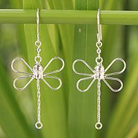 Dragonfly Beauty from @NOVICA, They help #artisans succeed worldwide.