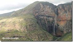 Cachoeira do Tabuleiro - Serra do Cipó - MG