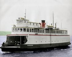 Ferry Boat, Rc Model, Washington State, West Coast, Vancouver, Seattle, Coastal, Ships, Sky