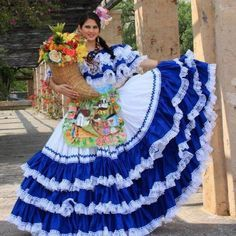 Cuando visité Honduras, ví la rope tradicional.