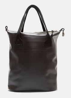 See latest handpicked accessories arrivals featuring Eytys Void Waterproof Tote Bag in black. Shop at LN-CC. Womens Designer Bags, Designer Totes, Latest Bags, Black Leather Bags, Shoulder Strap, Shoulder Bags, Shopping Bag, Accessories, Hand Bags