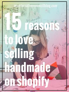if you sell on etsy, you'll love shopify! | the merriweather council blog