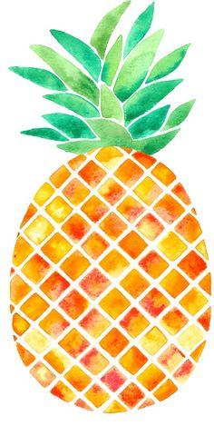 Pineapple Sea Stripes by amayabrydon Pineapple watercolor sticker Watercolor Stickers, Pineapple Slices, Canvas Prints, Art Prints, Pineapple Watercolor, Original Paintings, Stripes, Sea, Wall Art