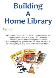 Building a Home Library lists, 2014 update - lists for ages 0-3, 4-7, 8-11, and 12-14