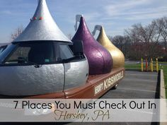 7 Places You Must Check Out In #HersheyPA.