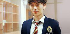 Lee Min Ki as Byun Hee in 《Shut Up Flower Boy Band》