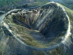 Paricutin Volcano Michoacán, México