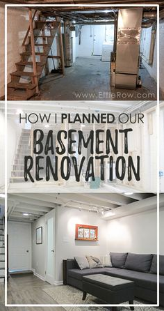 Planning a Basement Renovation: Below-Grade Plumbing & Framing Home, Renovations, Basement Floor Plans, Basement Renovations, Framing A Basement, Diy Basement, Basement Bedrooms, Basement Decor, Basement Refinishing