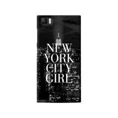 New York City Girl Xiaomi Mi3 Case from Cyankart