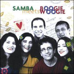 Samba Meets Boogie Woogie (2008) - Artistas Variados