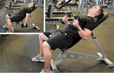 Gym Workout: 4 Types of Biceps Workout for Big Biceps Biceps Workout, Gym Workouts, Best Biceps, Tricep Pushdown, Bicep Muscle, Workout Routine For Men, Workout Programs, Workout Videos, Weight Lifting