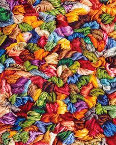 """""""Yards Of Yarn"""" ~ a 1500 piece jigsaw puzzle by Springbok Puzzles. Artist: Ed Young"""