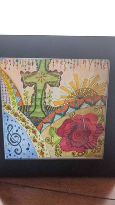 A series of tangles featuring crosses and red roses for my friends and I on our birthdays. My Friend, Friends, 40th Birthday, Crosses, Tangled, Zentangle, Red Roses, Birthdays, Inspiration