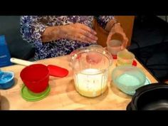 ▶ Recette facile Tupperware de Pudding au chocolat - YouTube