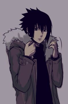 Modernized Sasuke - winter