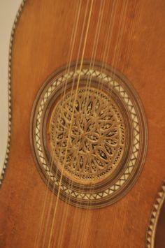 Spanish Guitar 1740 photo by Linda Britt