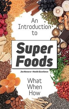 Superfoods: What are Superfoods? The Whole Truth About the Dietary Revolution of Superfoods by Jon Navarro http://www.amazon.com/dp/B01AIBVSUG/ref=cm_sw_r_pi_dp_LBtQwb1PMF76W