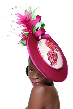 Jennifer Wrynne Designs - Summer hat collection!  Each piece is made entirely by hand to a high quality standard - A huge emphasis is placed on the attention to detail and finish.  Many of these pieces can be reproduced in different colours & sizes or using different materials.  Contact Jennifer for more information:  Website: www.jenniferwrynne.com  Tel: +353 86 352 3692  Email: jenniferwrynnedesigns@hotmail.com