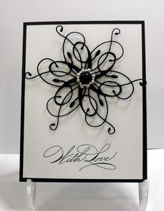 With Love - Handmade Card
