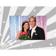 Star Prom Paper Frame with name meaning on artwork paper of your choice.