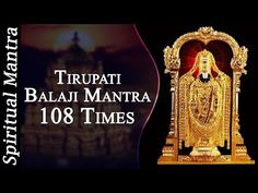 Tirupati Balaji Mantra - 108 Times | Very Powerful Mantra ( Full Songs ) - YouTube Diy Trellis, Shiva, Mantra, Prayers, Channel, Songs, Times, Youtube, Song Books
