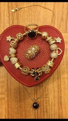 Pandora Bracelets, Pandora Jewelry, Pandora Charms, Gold Bracelets, Pandora Gold, Memorable Gifts, Jewerly, Charmed, Silver