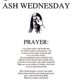 Happy Ash Wednesday everyone Ash Wednesday Prayer, Wednesday Wishes, Of My Life, Life Is Good, Plan Of Salvation, Thank You Jesus, Gods Plan, Lent, To Focus