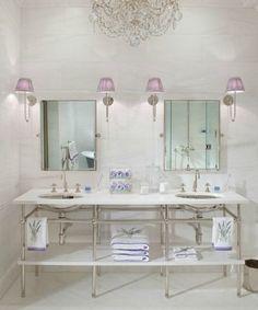 ComfyDwelling.com » Blog Archive » 70 Subtle And Refined Feminine Bathroom  Decor Ideas
