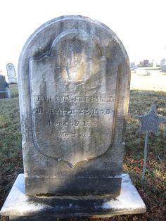Benjamin Brubaker (17 Aug 1791 - 22 Apr 1870)  100F Cemetery, Berlin, Somerset County, Pennsylvania - Find A Grave Photos