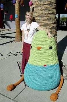 Item of the Day: Baby Happy Cute Bird Crochet Kit
