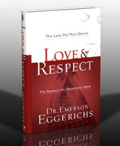 love and respect book - excellent relationship book. Learned a lot from this book (: