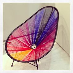 #AcapulcoChair by Nodo Designs